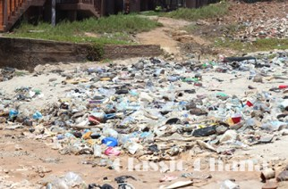 50 Nations 'Curbing Plastic Pollution'