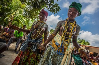 Krobo Pearls – Dipo Rites And Its Role In The Society