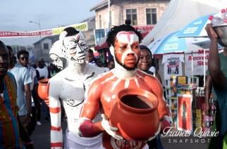 """""""Chale Wote"""" Festival – A Retrospective View"""