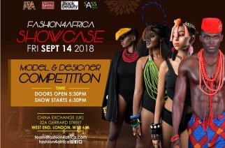 China Town Hosts African Fashion Showcase