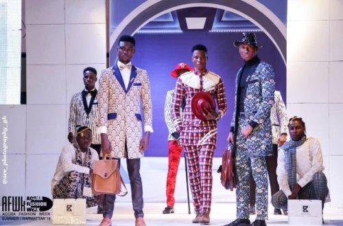 Ghana's Best Designers Showcase Amongst The French Ambassador At Accra Fashion Week