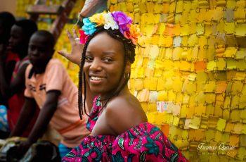 360 LA Art Exhibition: Admiring Afrogallonism Art