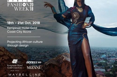 Glitz Africa Fashion Week returns to Accra, October 18