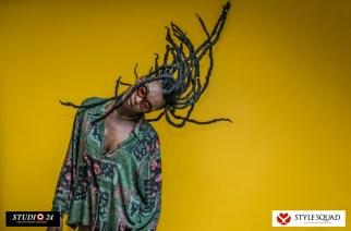 Studio 24 Unveils Dark Skinned Models Images