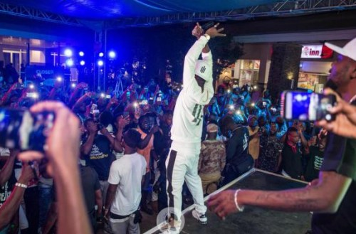 Shatta Wale's Reign Album Launched