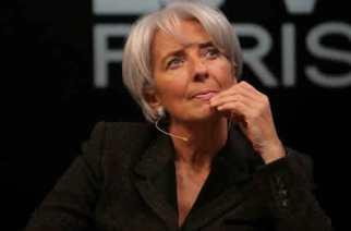 Christine Madeleine Odette Lagarde - IMF Boss