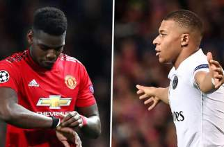 Pogba Loses His Head As Mbappe Leaves Man United Needing A Miracle
