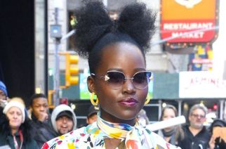 Some Kenyan TV presenters have been banned from having hairstyles like Kenyan actor Lupita Nyong'o