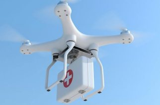Bill Gates Lauds Ghana's Medical Drone Delivery Project