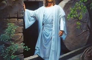 Joyous Church Services Celebrate The Resurrected Christ