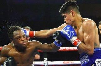 Navarrete Stops Dogboe In Rematch, Defends WBO Junior Featherweight World Title