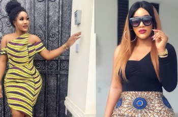 Curvy Beauty Brand Owner Tracy Is A Fashionista In African Print