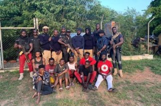 The Nigerian Kidnapper Who Recruits, Trains Ghanaians