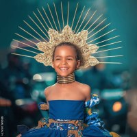6-Year-Old Model, June Stuns In Viral Photos