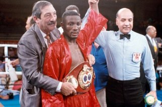 Azumah's May 1990 Opponent Whitaker Dead At 55; Hit By Car