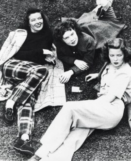 Image result for KATHARINE AND PEGGY HEPBURN
