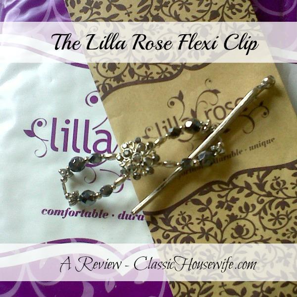 Lilla Rose Clip 1