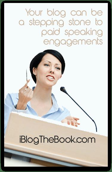 iBlog-Speaking