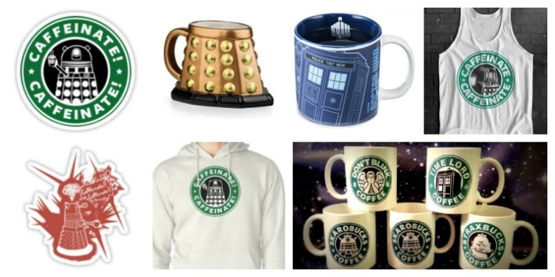 Doctor Who Coffee