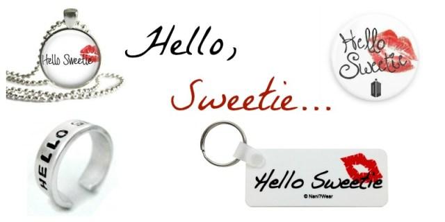 Doctor Who Hello Sweetie