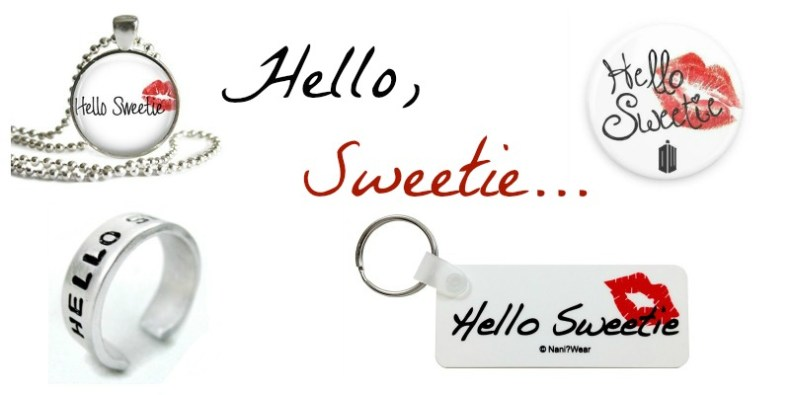 Doctor Who Hello Sweetie