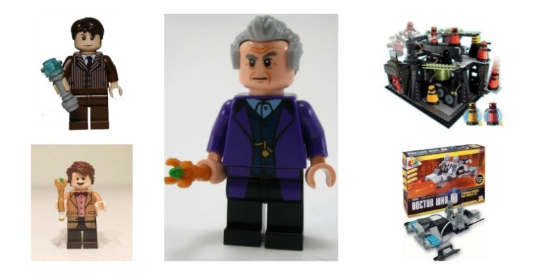 Doctor Who Lego