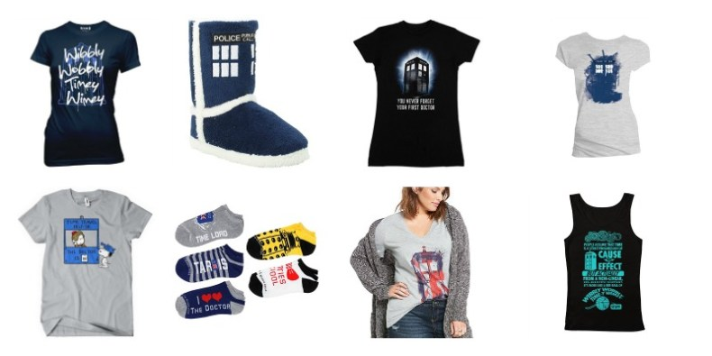 Doctor Who Womens