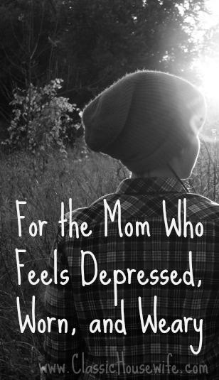 Hope for Depressed Moms