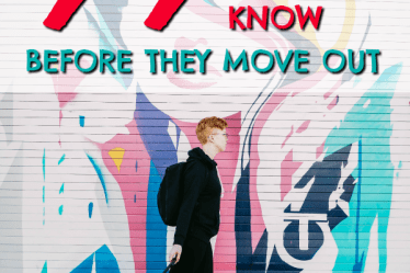 99 things your kids need to know before they move out