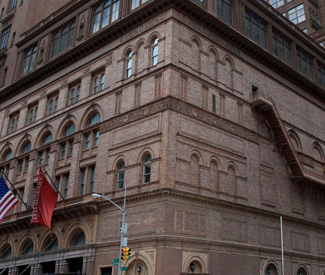 Just Another Brick In The Wall The Mating Of Brick And Terracotta In Six Great New York Buildings