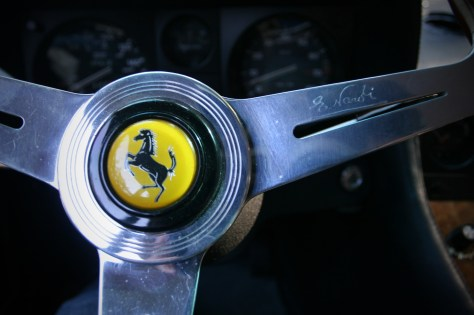 FERRARI-STEERING-WHEEL For sale