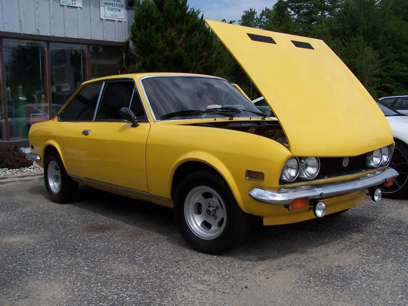 1972 fiat 124 sport coupe for sale classic italian cars for sale. Black Bedroom Furniture Sets. Home Design Ideas