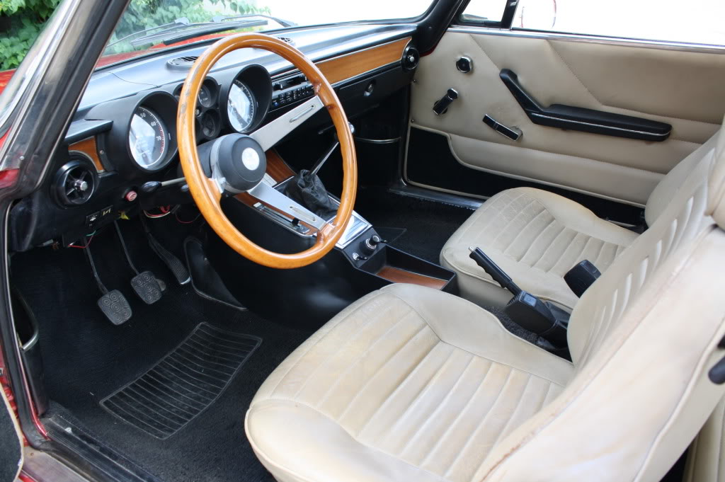 ebay home interior 1976 alfa romeo gt junior 1600 for on ebay classic 11534