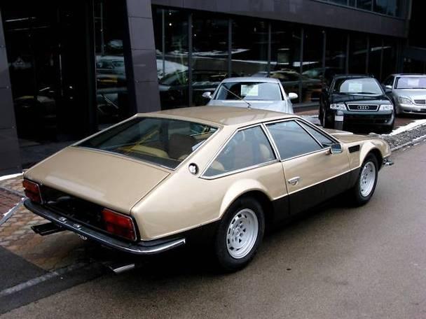 1974 Lamborghini Jarama Gts Classic Italian Cars For Sale