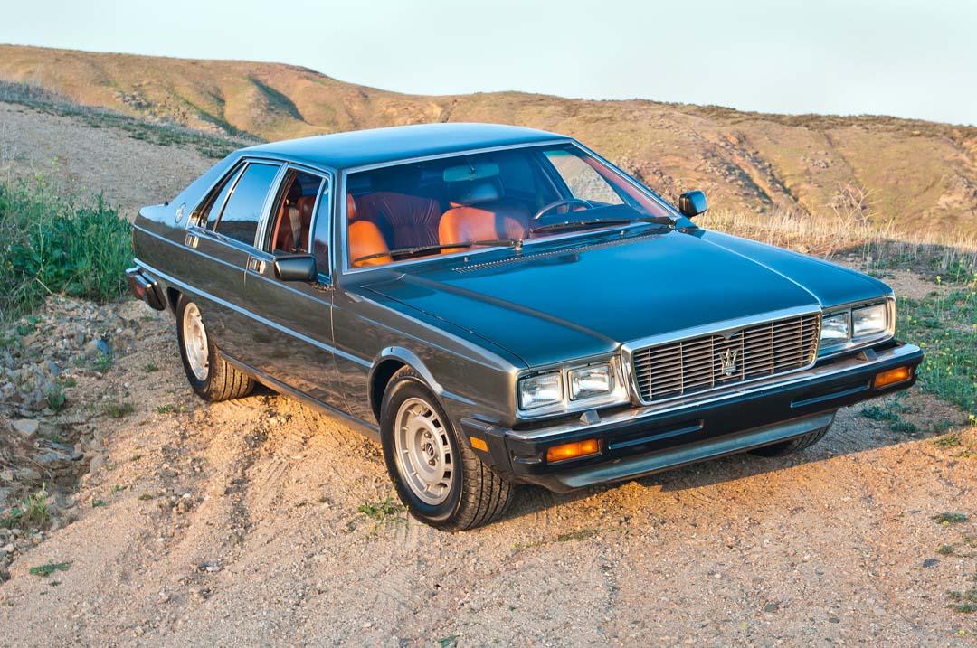 1985 maserati quattroporte for sale