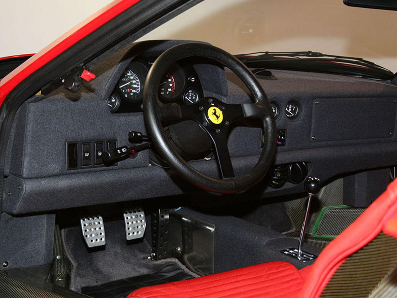 1990 ferrari f40 classic italian cars for sale 1990 ferrari f40 vanachro Image collections
