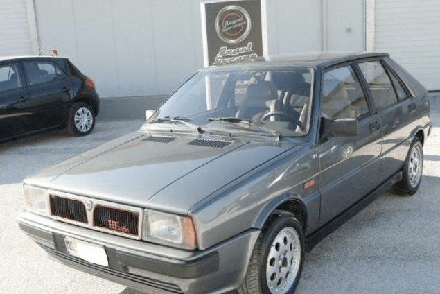1987 Lancia Delta 1.6 HF Turbo | Classic Italian Cars For Sale