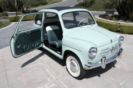 Fiat 600 for sale