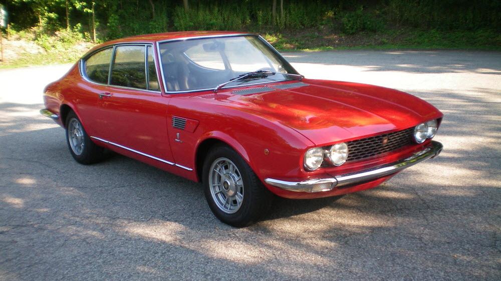 1967 fiat dino coupe