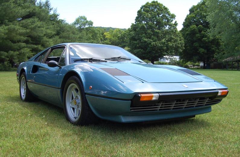 Ferrari 308 Gts For Sale >> 1977 Ferrari 308 GTB | Classic Italian Cars For Sale