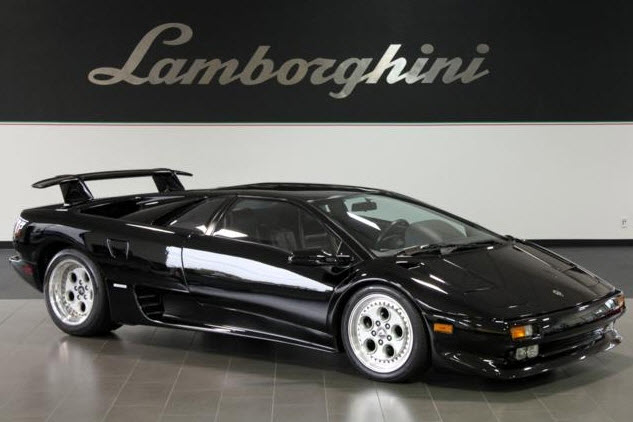 1991 lamborghini diablo | classic italian cars for sale