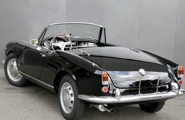 Alfa Romeo Giulietta Spider Classic Italian Cars For Sale - Alfa romeo giulietta 1960 for sale