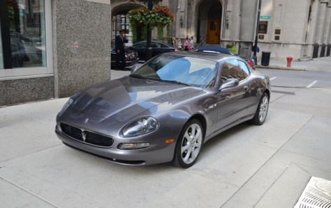 2003 maserati coupe gt | classic italian cars for sale