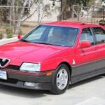 1991 Alfa Romeo 164S - REVISIT