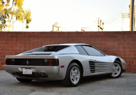 italian classic cars under ferrari for sale