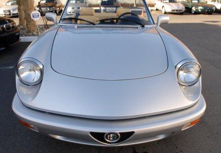 Alfa Romeo Spider Veloce Classic Italian Cars For Sale - 1991 alfa romeo spider for sale