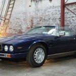 1978 Maserati Kyalami Convertible