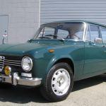 1971 Alfa Romeo Giulia 1300 Super