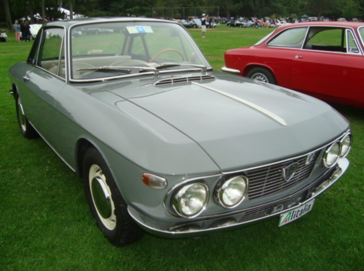 1966 lancia fulvia 1 2 classic italian cars for sale. Black Bedroom Furniture Sets. Home Design Ideas