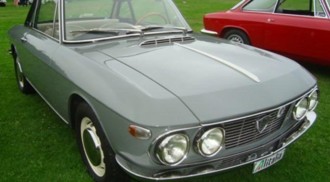 1966 Lancia Fulvia 1.2